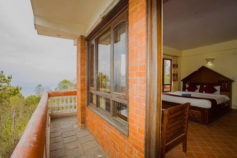 Standard Room Balcony