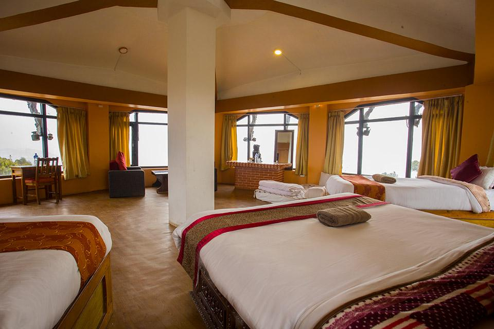 360 View Room